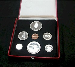 1967 Coins Commemorates 100th Anniversary Of Canada Canadian Coin Blog