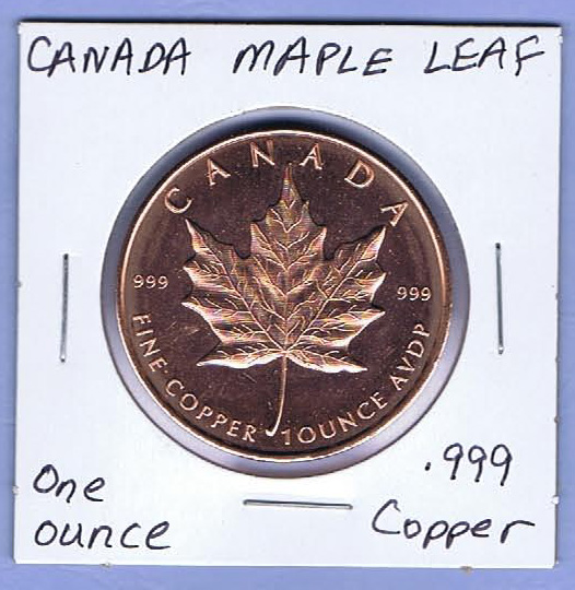 Maple Leaf 2013 2013 Canada Maple Leaf 1 Ounce